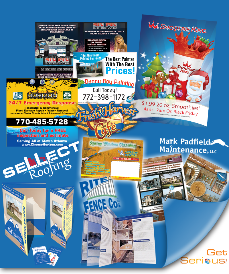 Professional Graphic Design in Nashville Tennessee