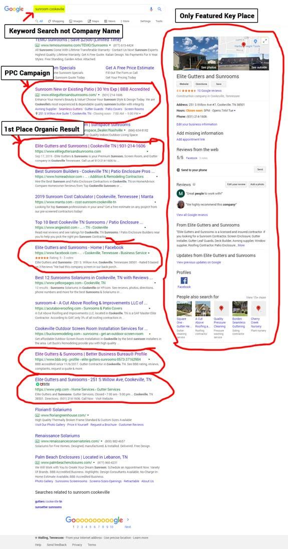 egs internet marketing service
